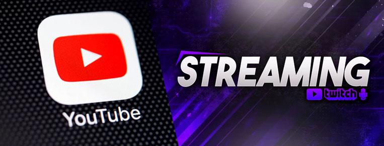 La révolution youtube et twitch